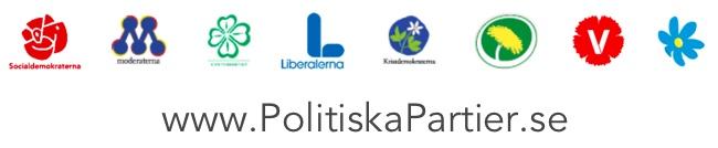 politiska partier